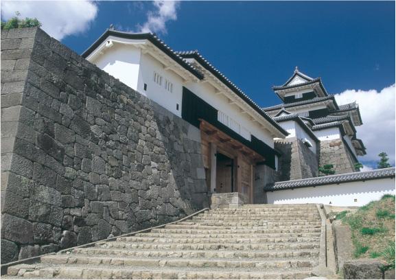 史跡・名勝 - 小峰城