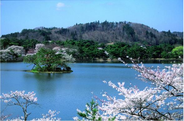 史跡・名勝 - 南湖公園